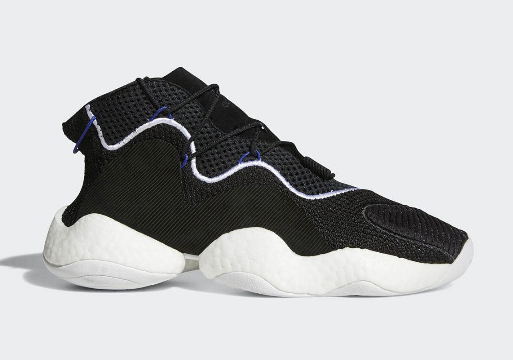 ba91e1508ea8c Official Images Of The adidas Crazy BYW LVL 1