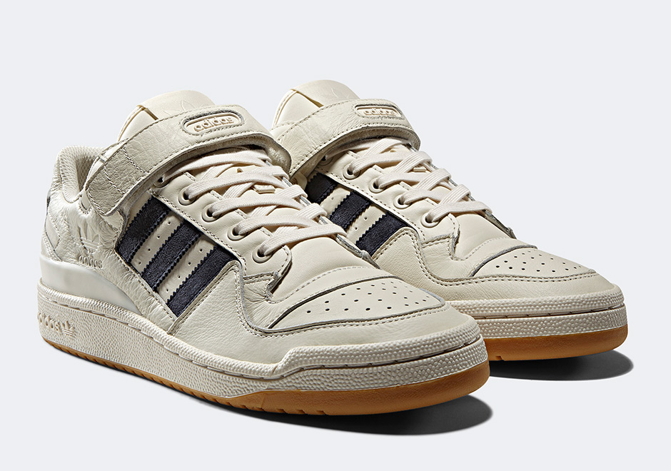 best website cf9dc e717c adidas Has Four New Forum Lo Offerings For The New Year