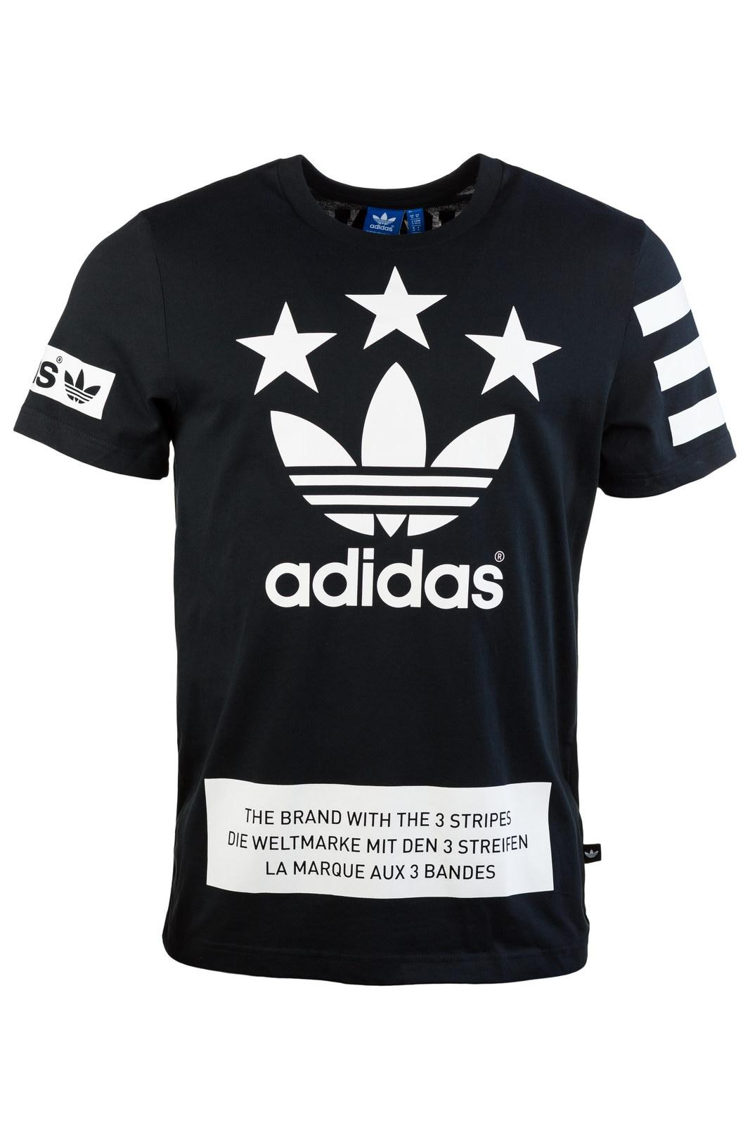 Adidas t shirts 2017 adidas for Adidas lotus t shirt