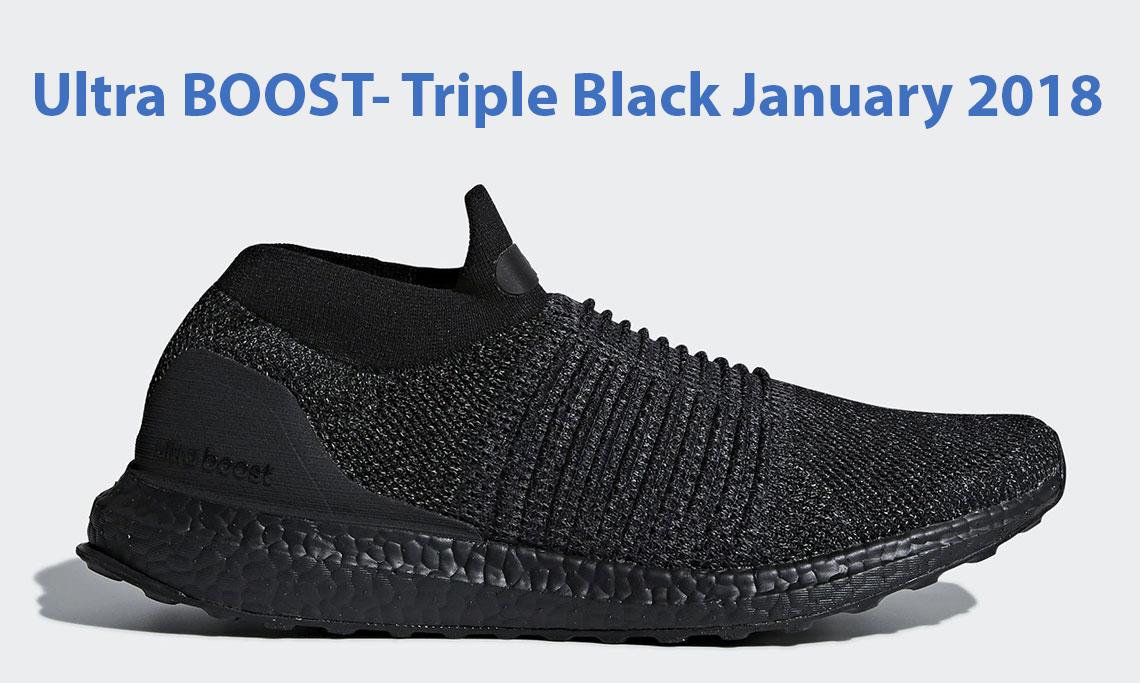 "adidas Ultra BOOST Laceless ""Triple"