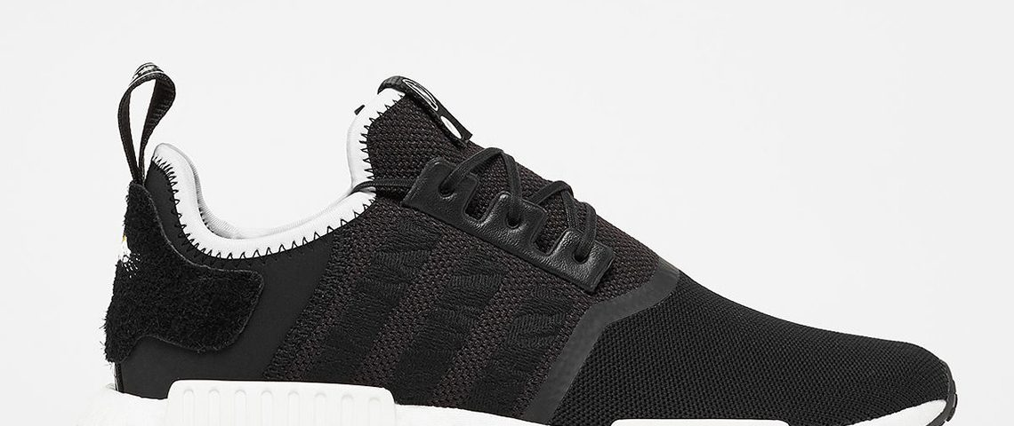 the latest badae 01585 The Invincible x Neighborhood x adidas NMD R1 Releases ...