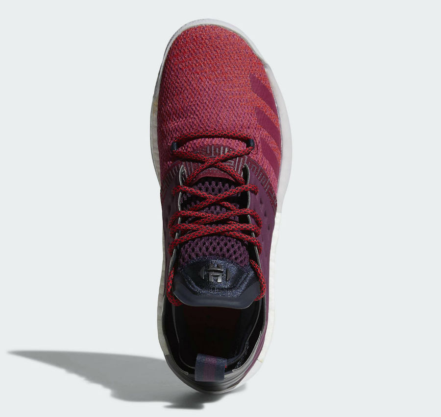 buy popular 3c967 e5e5a Look for this adidas Harden Vol. 2 Maroon colorway at select adidas stores  and online in mid-February. Always keep it locked to KicksOnFire for the  latest ...