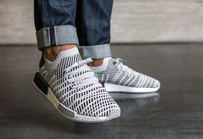 buy popular 41902 ef80d adidas NMD R1 Primeknit STLT Grey Two Releasing Later This ...