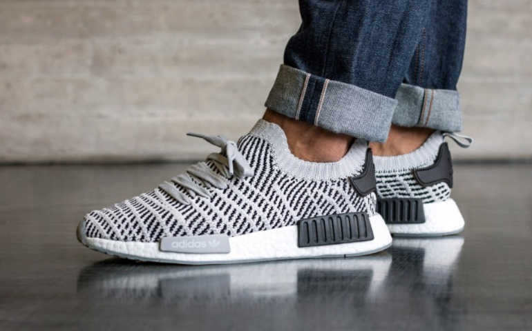 d14170a9a adidas NMD R1 Primeknit STLT Grey Two Releasing Later This Month — Adidas
