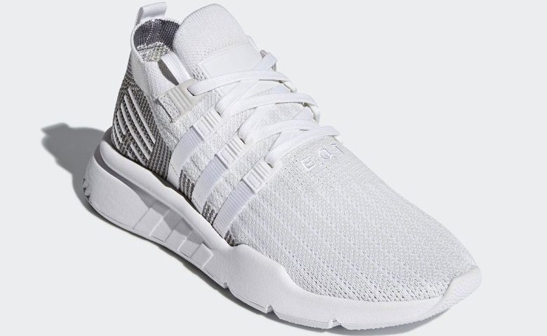 sports shoes 362e1 e6074 First Look At The adidas EQT Support ADV Mid In White And Gr