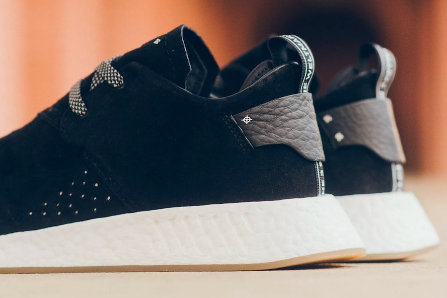 """Adidas — C2 Available """"black Nmd Suede"""" In D9YWIEH2"""