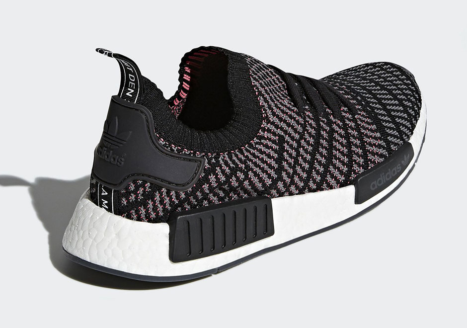 adidas NMD R1 Primeknit STLT Grey Two Releasing Later This