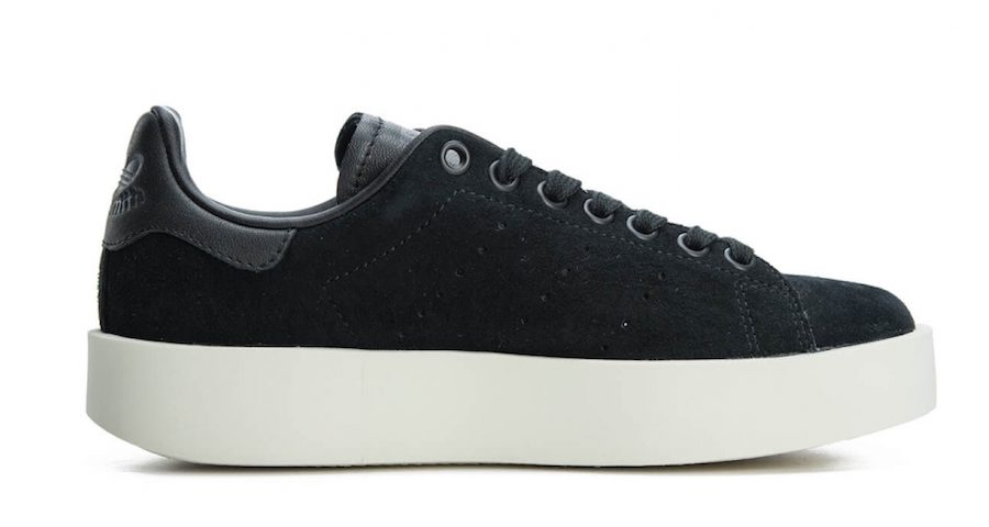 "ADIDAS STAN SMITH BOLD ARRIVES IN ""CORE BLACK"" — Adidas"