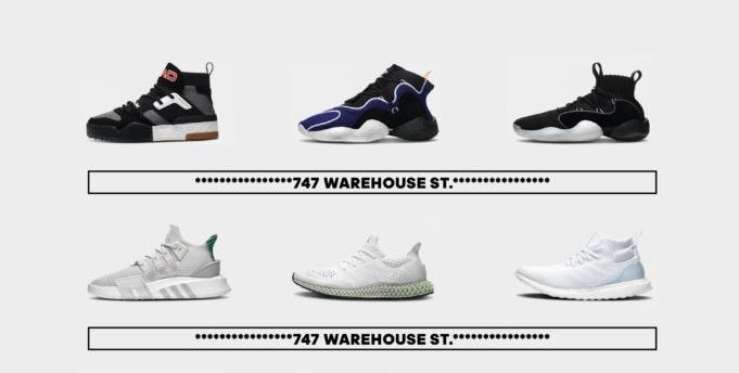 574bb18a3 Adidas Announces Exclusive Sneaker Lineup For NBA All-Star Weekend — Adidas