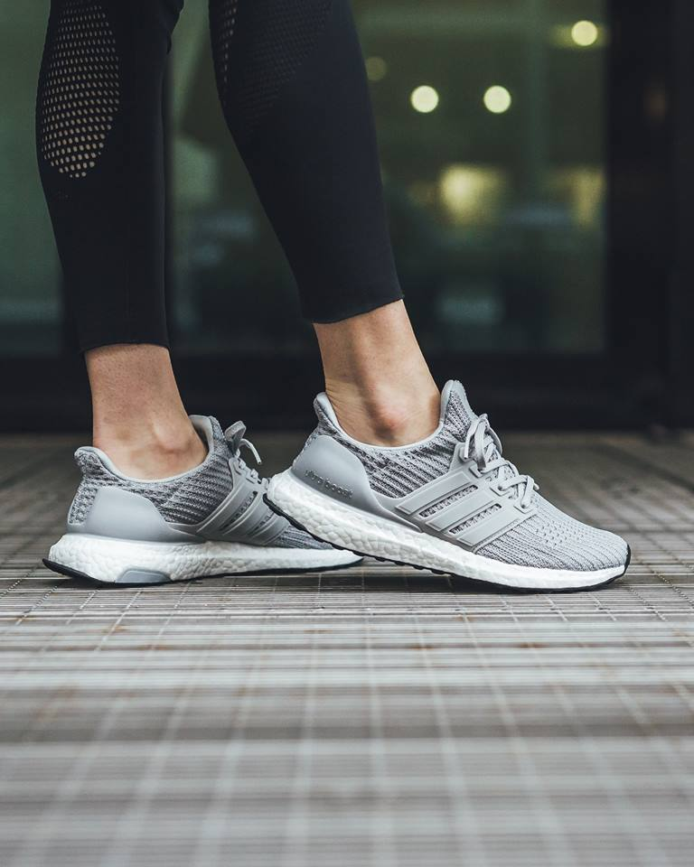 online retailer d0a0e f6eee Get The adidas Ultra Boost 4.0 Grey Now — Adidas