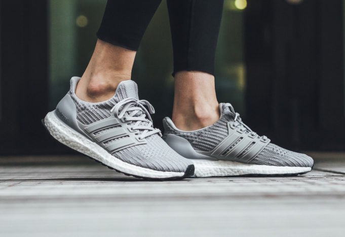 Get The adidas Ultra Boost 4.0 Grey Now