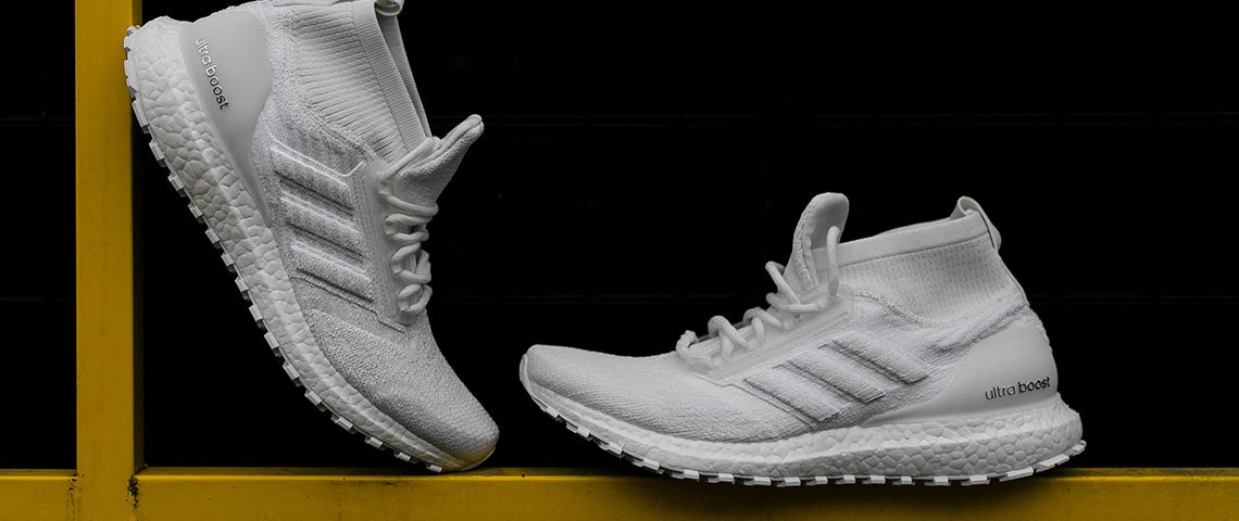 "new arrival 09106 b880c The adidas Ultra BOOST ATR Mid Is Coming Soon In ""Triple ..."