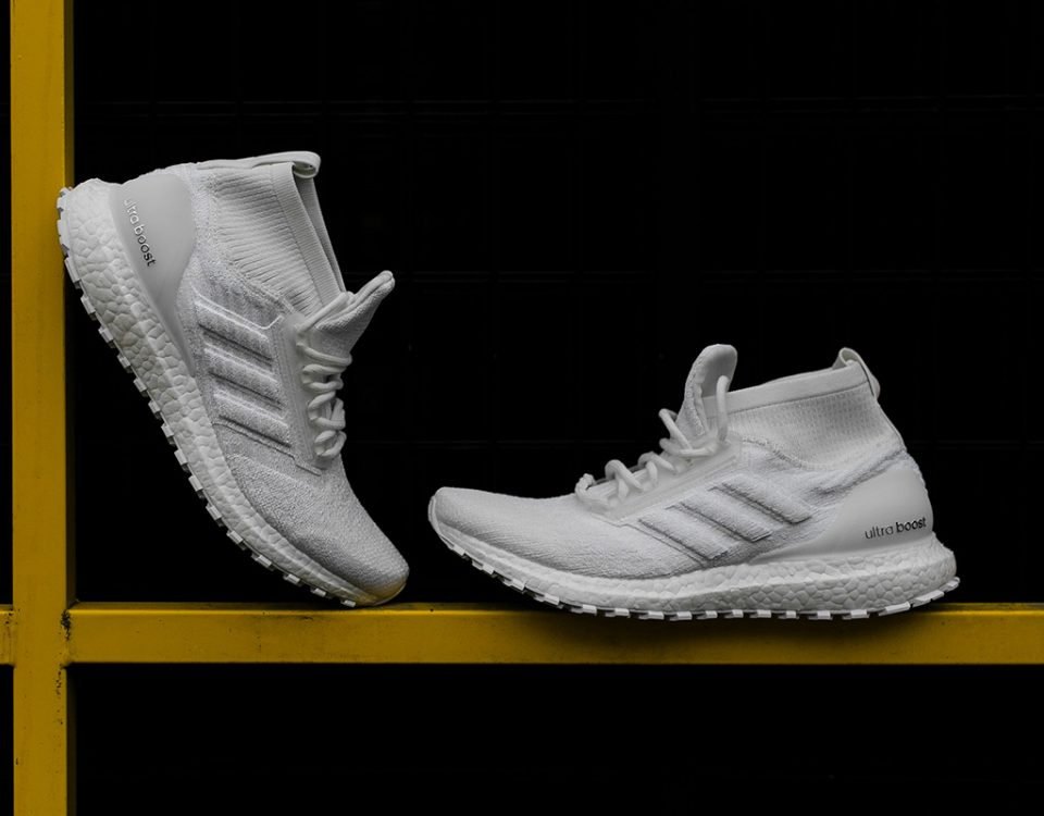 "2414145c0 The adidas Ultra BOOST ATR Mid Is Coming Soon In ""Triple White"""