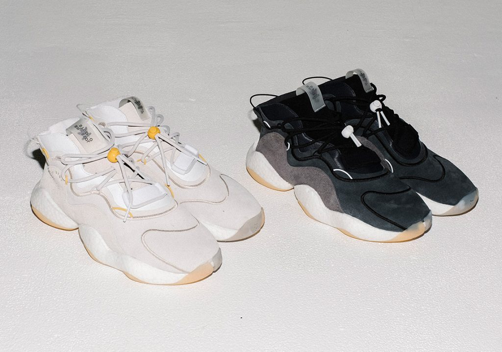 finest selection 002aa 97041 Bristol Studio Unveils First adidas Crazy BYW Collaboration