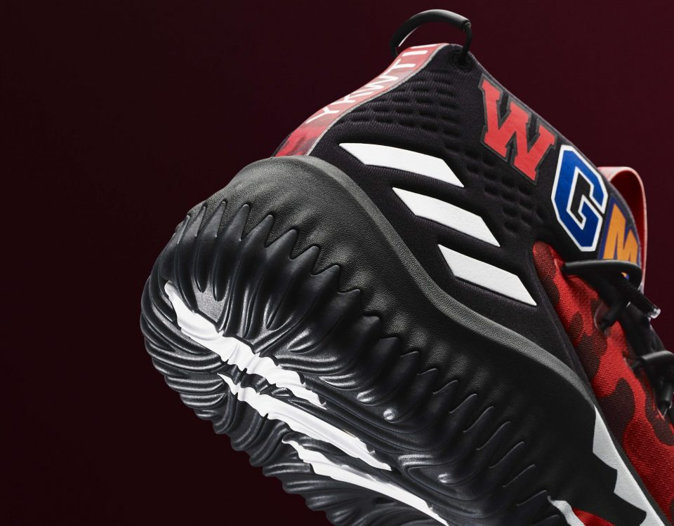 info for f3f39 324b5 Bape x Adidas Dame 4s Releasing in Red