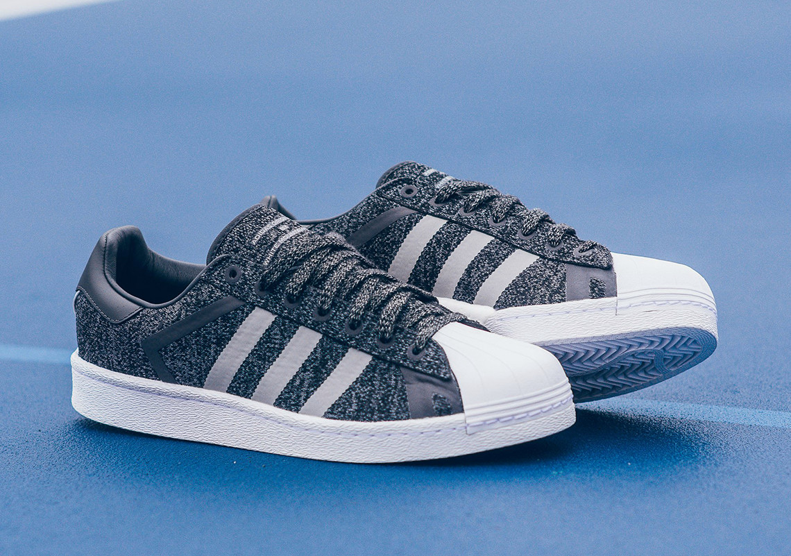 White Mountaineering Releases Two New adidas Superstar BOOST